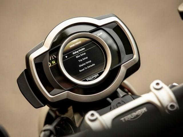 2019 Triumph scrambler XC XE 3