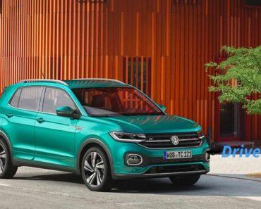 2019 VW T-Cross 1