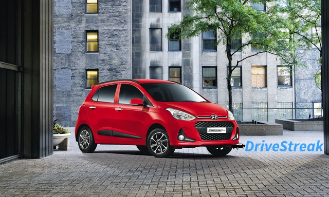 Hyundai Grand i10 price