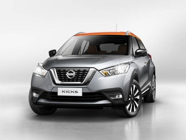 Nissan Kicks booking