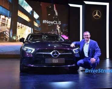 2018 Mercedes-Benz CLS launched image 3