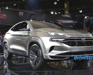 Fiat Fastback SUV concept front