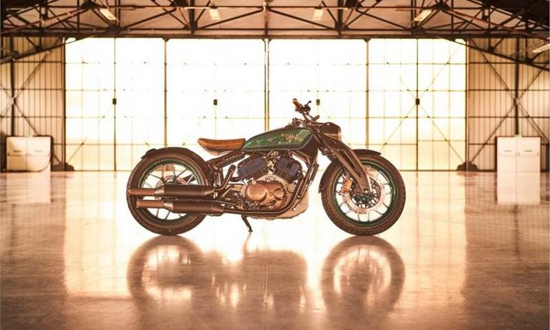 Royal Enfield Concept KX image 1