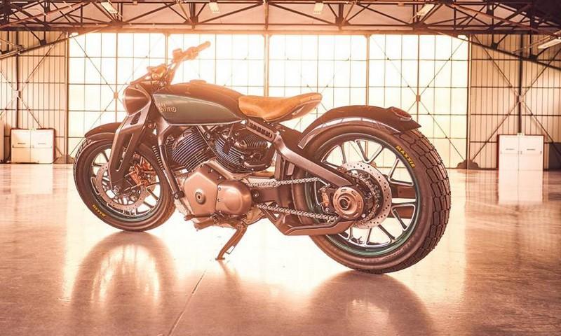 Royal Enfield Concept KX image 5