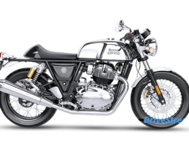 Royal Enfield Continental GT 650 Mr, Clean