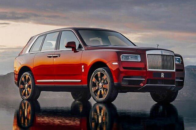 2018 Rolls Royce Cullinan