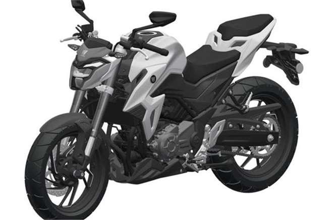 All new Suzuki Gixxer 250 engine