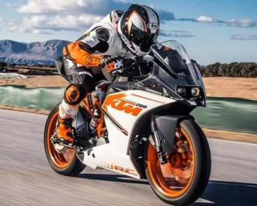 KTM RC200 ABS