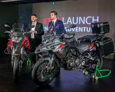 Benelli TRK 502 and 502X Launched in India