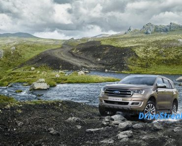 Ford Endeavour facelift image 4