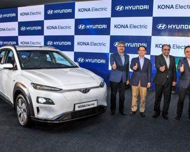 Hyundai Kona electric price