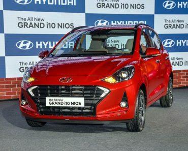 Hyundai Grand i10 Nios price