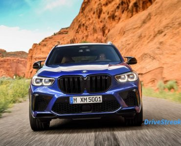 2020 BMW X5 M competition price