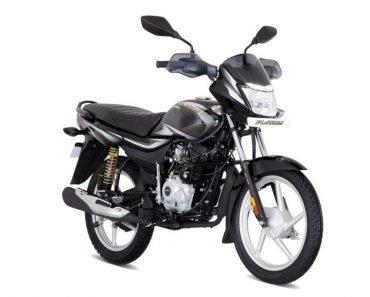 Bajaj-Platina-100KS-Ebony-black-with-silver-decals