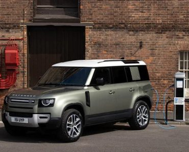 Land rover defender p400e bookings open in india