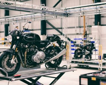 Norton Motorcycles Close To Finishing New Production Facility