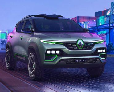 Renault Kiger Concept car