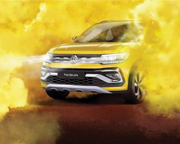 Volkswagen Taigun 2021 teaser