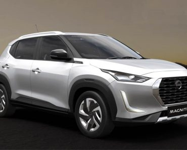 Nissan magnite 4 star safety rating