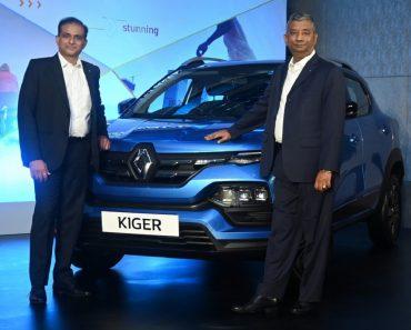 Renault Kiger front