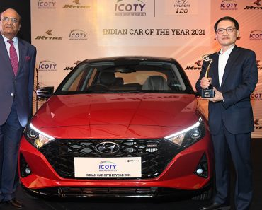 """The all-new i20"""" Wins Prestigious 'Indian Car of the Year (ICOTY) 2021"""