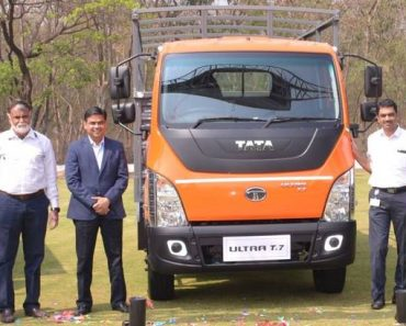 tata-motors-ultra-sleek truck