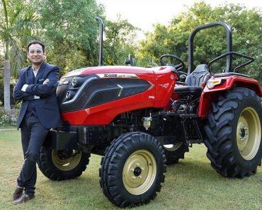 Solis Hybrid 5015 tractor