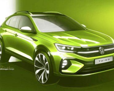 Volkswagen Taigo front