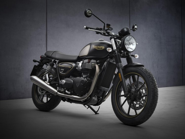 2021 triumph-street-twin-gold-line-front-right